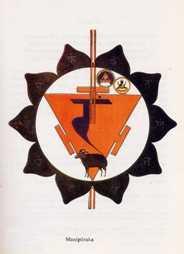 נועה נהגה להתחיל את העבודה על הצ'קרות מהצ'קרה השלישית - מאניפורה